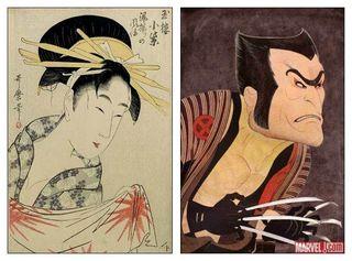 Façon Utamaro