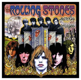 Les Stones par Jean Solé en 1975