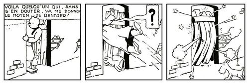 Tintin chez les Soviets
