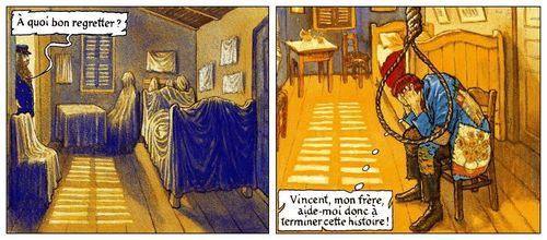 La chambre de Van Gogh
