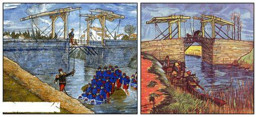 Le pont de l'Anglois