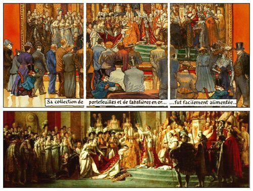 Le sacre de Napoléon_David