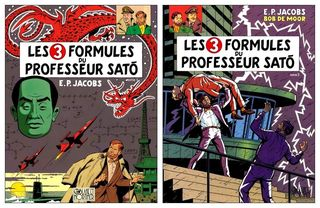 Les 3 formules du Professeur Sato