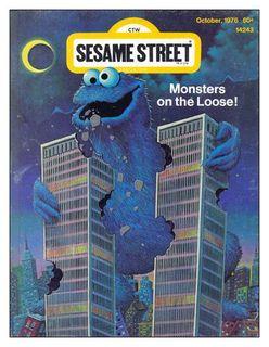 11 sept Sesame Street