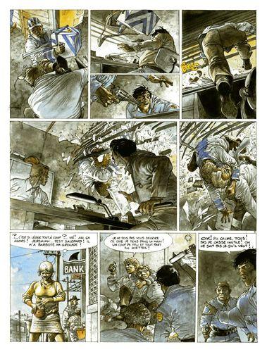 Mercenaire Page 33