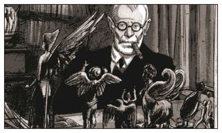 Freud par Yslaire