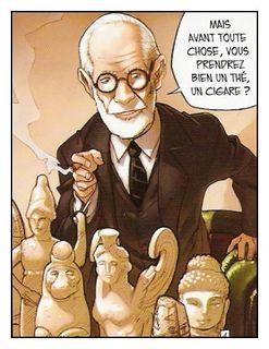 Freud par Pierre-Mony Chan