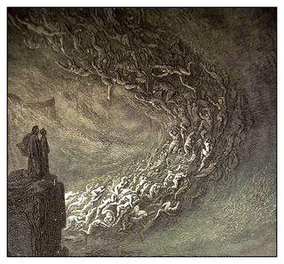 L'Enfer de Dante ( extrait )