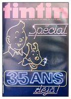 35 ans du Journal Tintin