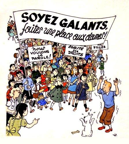 Dessin Hergé