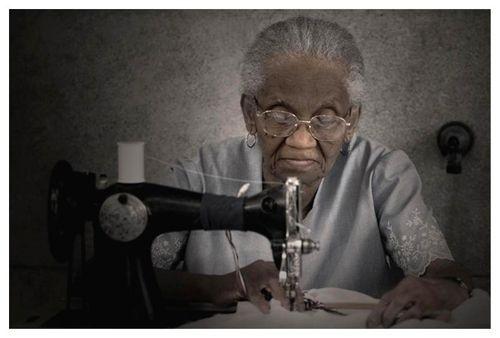 De la grand-mère....