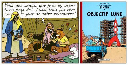 Les Cigares du Pharaon 1964
