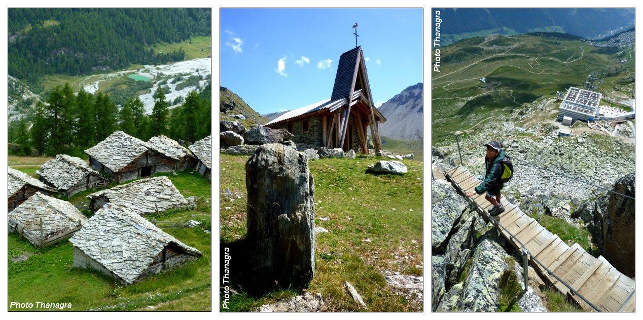 Randonnées dans le Val d'Hérens