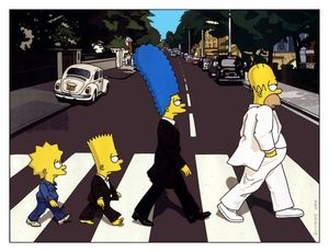 Abbey Road Groening