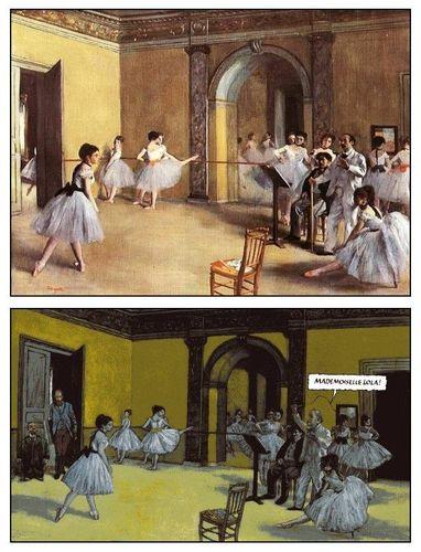 Edouard Degas