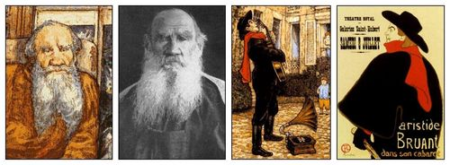 Tolstoi_et_Aristide_Bruant