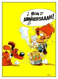 Bon Anniversaaah!