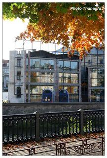 Le Théâtre Granit à Belfort