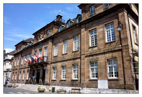 Mairie Montbéliard
