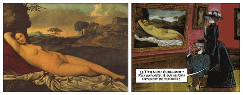 Le Titien ou Giorgione