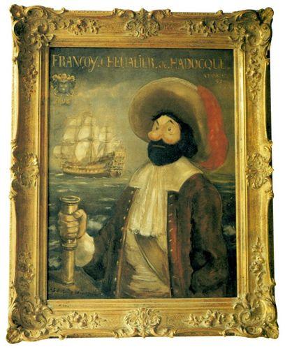 Chevalier de Haddock