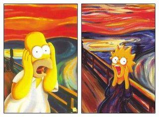 Le cri Groening