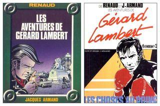 Gerard Lambert 1 et 2