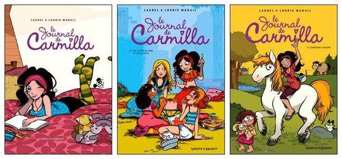 Le journal de Carmilla