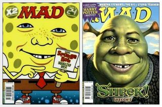 Bob et Shrek