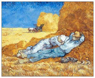 Sieste_Van_Gogh
