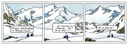 Hergé décor
