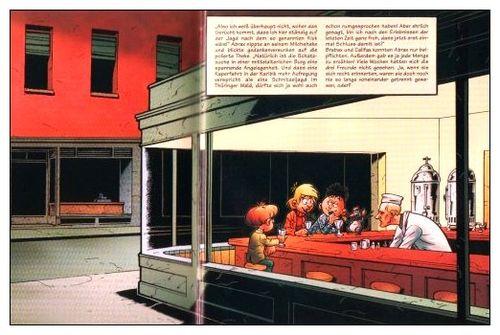 Nighthawks Comic's