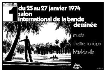 1974. Premier festival