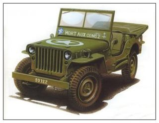 Jeep Willis MB