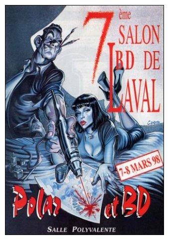 Salon BD de Laval
