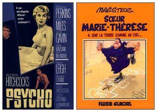Psychose pour Soeur Marie Thérèse
