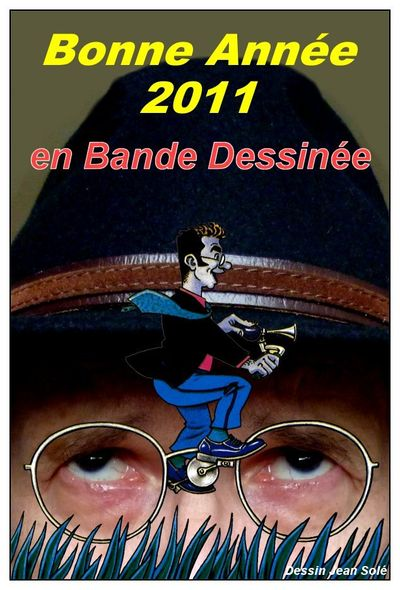 Bonne année BD 2011
