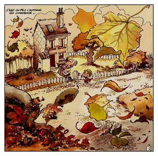 Jojo automne