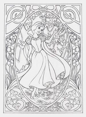 Ariel La Petite Sirene Et Blanche Neige Par Jennifer Gwynne Oliver