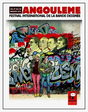 Affiche Angouleme2011