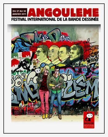 Affiche Angouleme2011