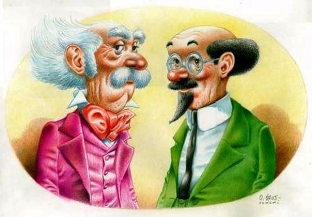 Les 2 savants