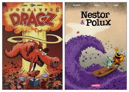 Dragz et Nestor et Polux