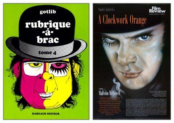 Gotlib et Kubrick