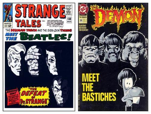 Versions Comics