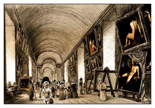 Le Louvre Yslaire