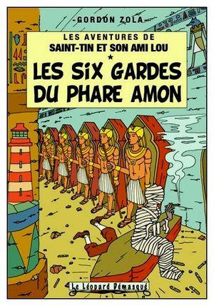 04 Les six gardes du phare Amon