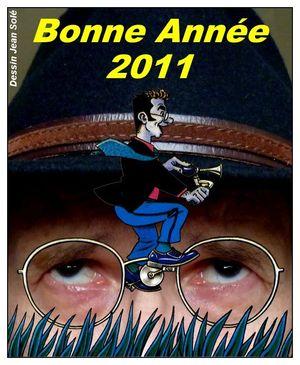 Bonne anné 2011 2