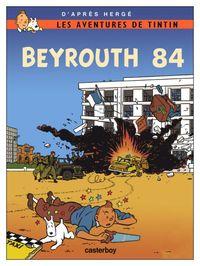 Tintin à Beyrouth