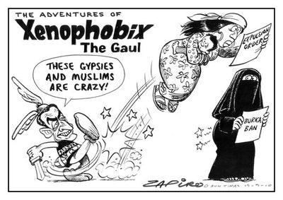 Dessin Zapiro